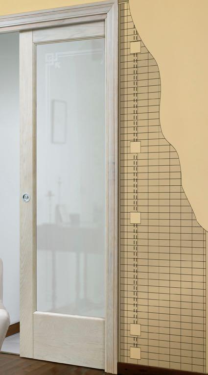Puertas interior puertas madera modernas economicas baratas madrid - Casoneto para puerta corredera ...
